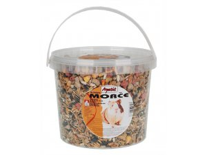Apetit Morče - základní krmná směs  1,9kg DÓZA