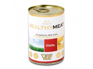 HEALTHY MEAT Dog telecí 400g/24kart.