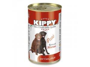 KIPPY Dog hovězí 1250g/12kart.