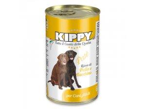 KIPPY Dog kuře&krůta 1250g/12kart.