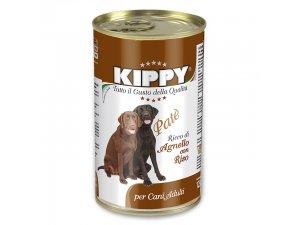 KIPPY Dog jehně&rýže 1250g/12kart.