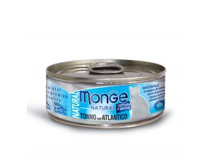 MONGE Cat atlantický tuňák 80g/24b